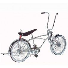 "20"" Lowrider Bike Chrome 541-3"