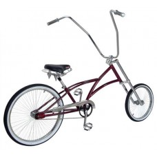 "Chopper Bike 20""/26"" Black 512-5"
