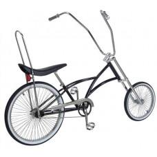 "Chopper Bike 20""/26"" Black 515-6"