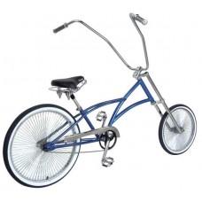 "Chopper Bike 20""/26"" Black 518-7"