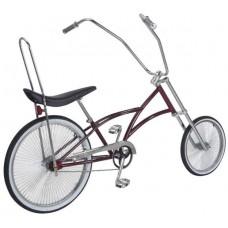 "Chopper Bike 20""/26"" Black 521-8"