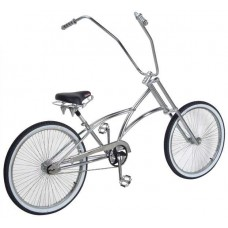 "Chopper Bike 26""/26"" Black 513-5"