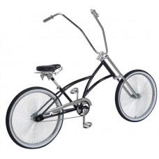 "Chopper Bike 26""/26"" Black 519-7"