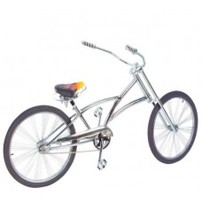 "26"" Chopper Beach Bike Black 509-9"
