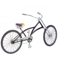"26"" Chopper Beach Bike Black 510-9"