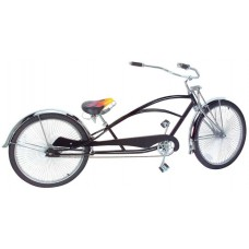 "26"" Limo Bike 597-1 (Available in Black or Chrome)"