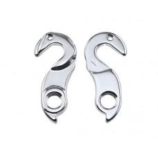 Alloy Rear Derailleur Hangers A-HG049 Silver