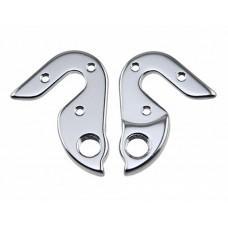 Alloy Rear Derailleur Hangers A-HG062 Silver