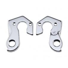 Alloy Rear Derailleur Hangers A-HG063 Silver