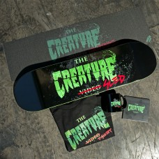 The Creature Video DVD
