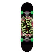 7.8in x 31.7in Gore Dot Santa Cruz Skateboard Complete