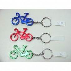 Metal Bicycle Bottle Opener Keychains
