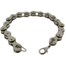 Bicycle Link Chain Bracelet / Large