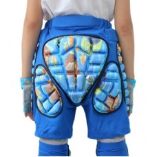 Anti-slip Cushioning Pad Short Pants Hip Protector for Skating & Skiing
