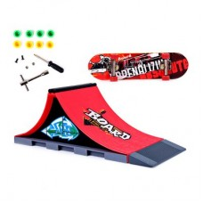 Fingerboard Professional Scene Toy Set for Children