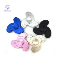 2017 New EDC Tri-Spinner Metal Fidget Spinner