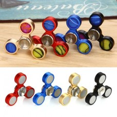 Do Dower Tri Fidget Spinner EDC Tri-Bar Hand Spinner Fidget