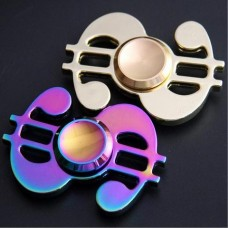 2017 Latest Colorful Money Sign Fidget Spinner