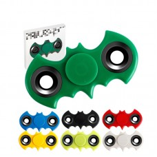 Batman Fidget Spinner With Black Rings